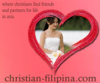 Christian Filipino Singles Dating at Christian Filipina